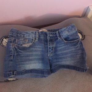 Mudd Denim Shorts